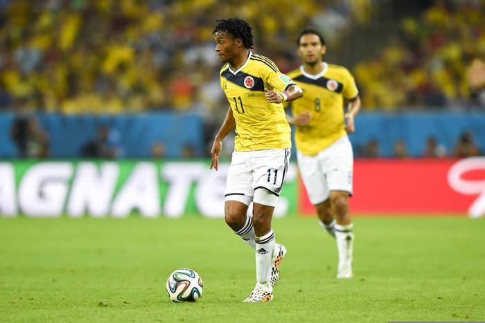 reprezentacja Kolumbii
