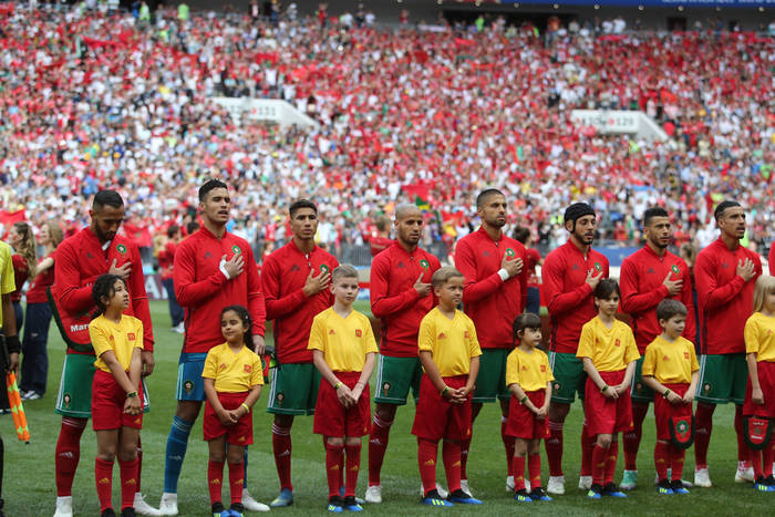 Reprezentacja Maroka