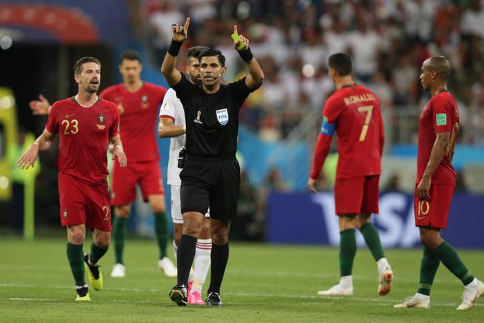 Iran - Portugalia