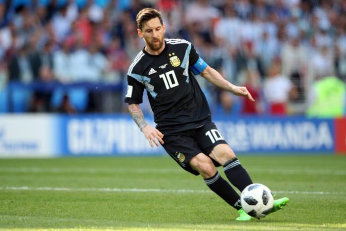 5cd089811 Argentyna uratowała się w ostatniej chwili! Pokonała Nigerię i gra dalej!  [RELACJA]