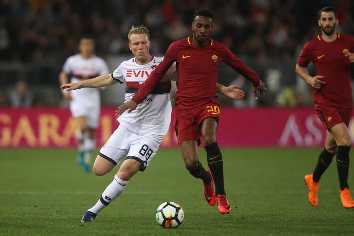 Roma wypożyczyła piłkarza do Fiorentiny