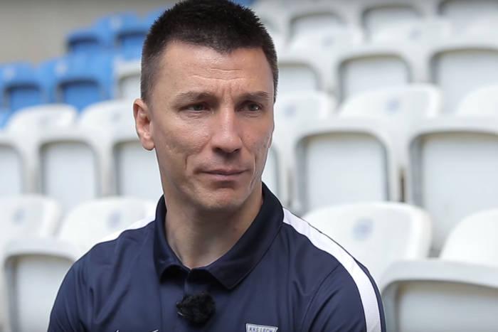 Djurdjević: Zrobiliśmy mały krok ku lepszemu. Zawodnicy uwierzą teraz w siebie