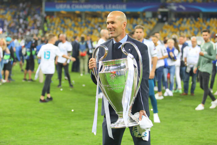 PSG chce zatrudnić Zinedine'a Zidane'a?
