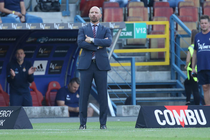 Maciej Stolarczyk: Wciąż jesteśmy na etapie budowania drużyny