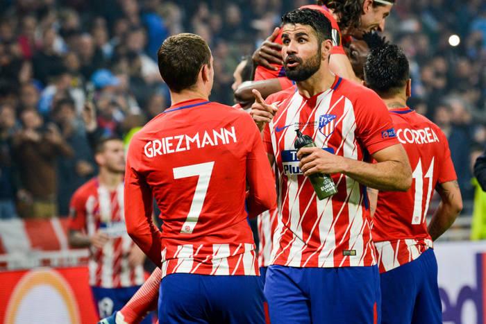 Atletico Madryt z Superpucharem Europy! Fatalne błędy defensywy Realu [VIDEO]