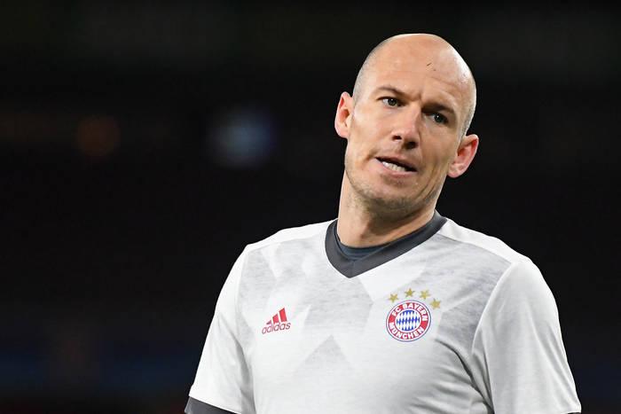 """Arjen Robben wskazał, od kogo zaczynałby ustalanie składu Bayernu. """"Ma cechy, których nie posiada nikt inny"""""""