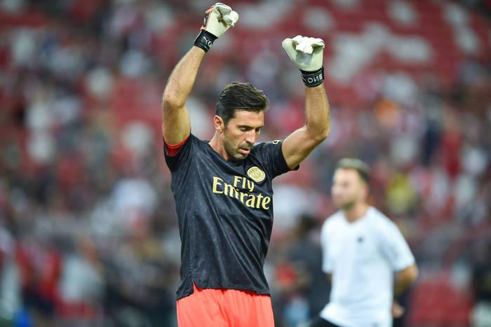 Gianluigi Buffon: Wyglądało to na łatwe zwycięstwo