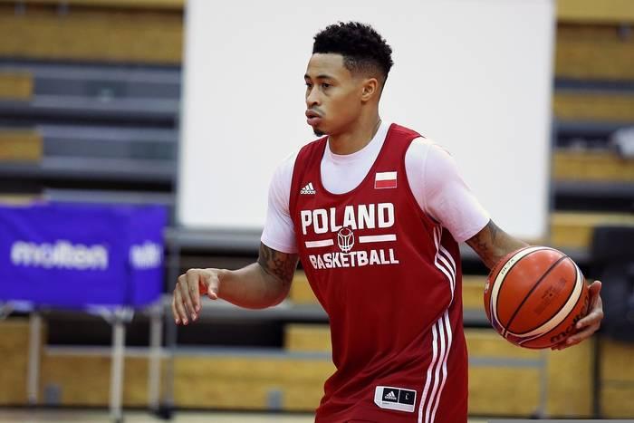 AJ Slaughter, reprezentacja Polski koszykarzy