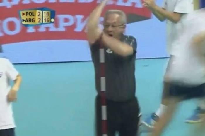 Skandaliczna reakcja trenera Argentyńczyków. Prowokacyjna postawa naszych rywali [VIDEO]