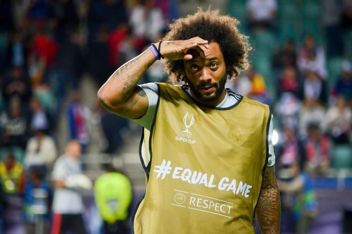 Marcelo: Chciałem oddać Zidane'owi wszystko, włącznie z moim zdrowiem