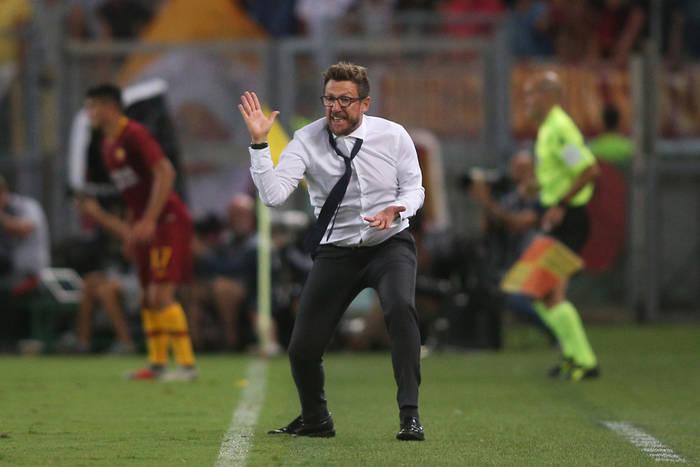 Eusebio Di Francesco: Musimy odzyskać entuzjazm i być ambitni