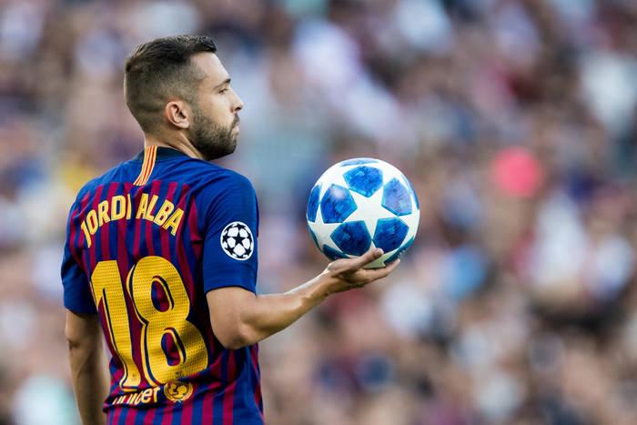 14149a339c Barcelona przygotowuje nowy kontrakt dla Jordiego Alby