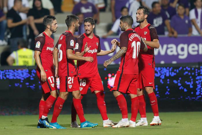 Sevilla lepsza od Espanyolu na własnym stadionie