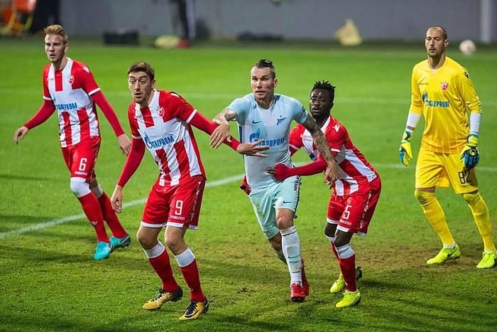 Bohater Crvenej Zvezdy mógł grać w Polsce. Klub wolał wziąć napastnika za darmo