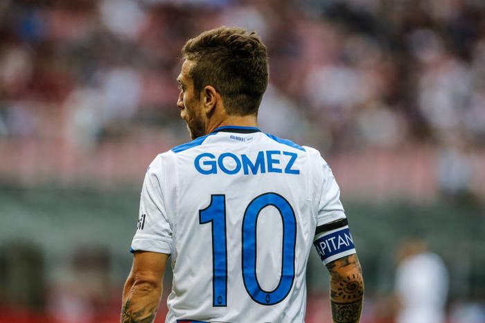 Atalanta zniszczyła Inter! Piękny gol Gomeza [WIDEO]
