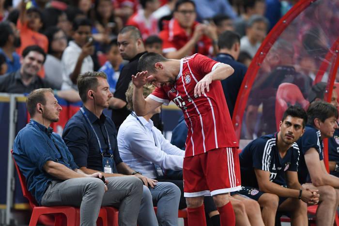Ribery nie wytrzymał! Wielka kłótnia, piłkarz trzykrotnie spoliczkował eksperta telewizyjnego!