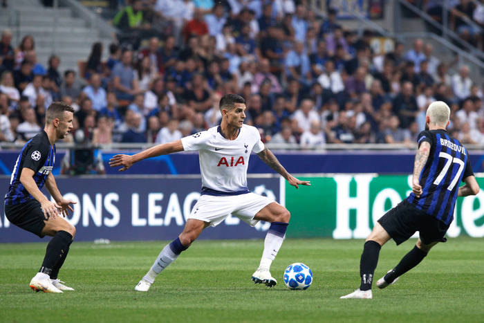 Lamela i Dier mogą zagrać w meczu Tottenhamu z Borussią Dortmund