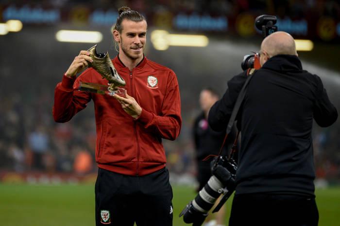 Gareth Bale może nie zagrać przeciwko Danii