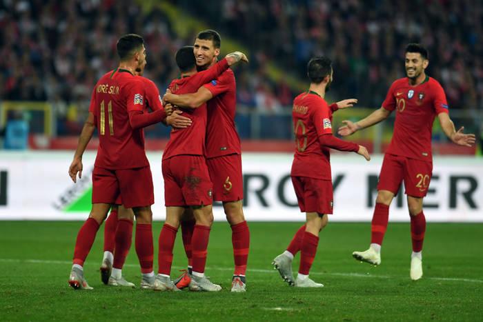 Portugalia zremisowała z Włochami i zapewniła sobie awans do turnieju finałowego