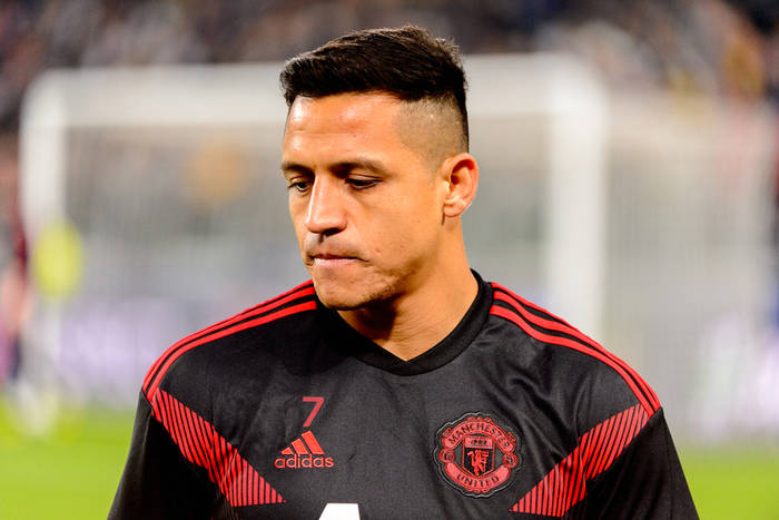 Manchester United wycenił Alexisa Sancheza. Wiadomo, ile zażąda od Interu Mediolan