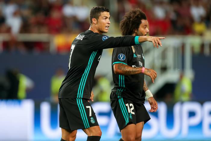 """Marcelo nie chce rozmawiać o słowach Ronaldo. """"Jeśli będzie mówić o Realu, to będę bronić mojego klubu"""""""
