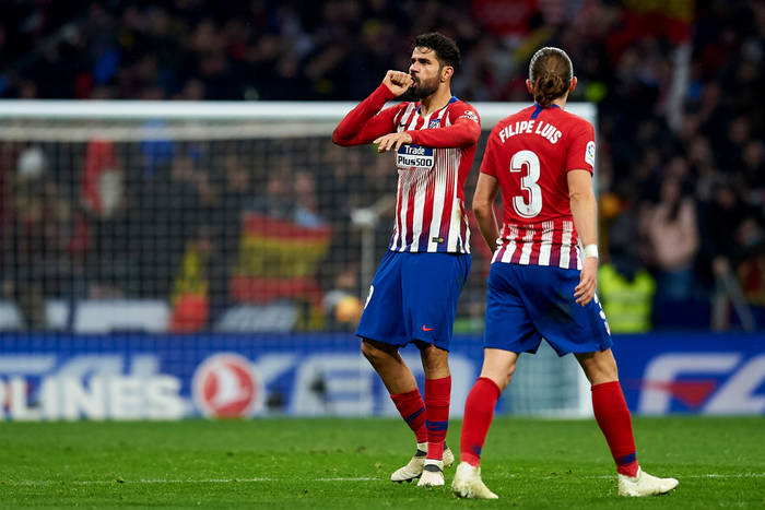 Atletico nie chce sprzedawać Diego Costy
