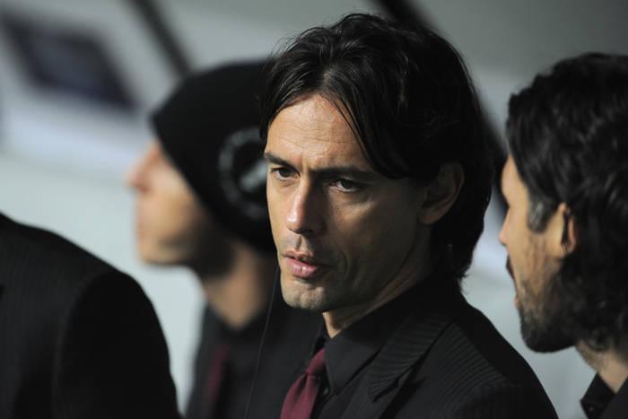 """Filippo Inzaghi o problemach AC Milan. """"Trzeba zrobić reset"""""""