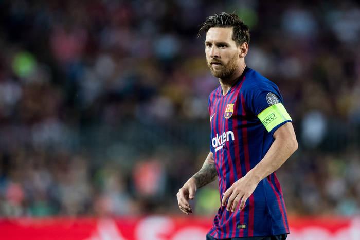 Leo Messi: Nie możemy tak zaczynać meczów