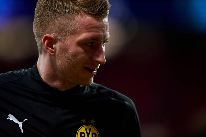 Borussia Dortmund poważnie osłabiona przed meczem z Tottenhamem. Marco Reus znów się leczy