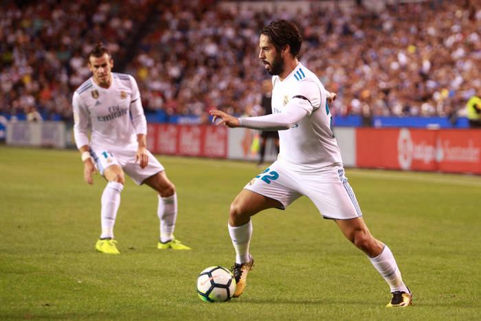 Manchester City gotowy zaoferować Realowi Madryt za Isco 75 milionów euro