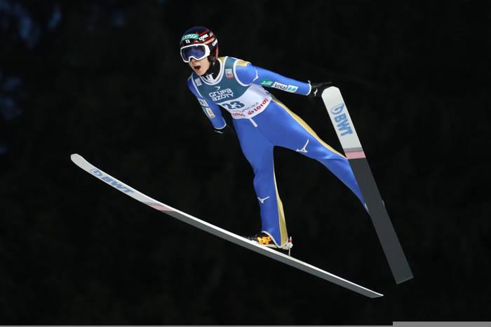 Ryoyu Kobayashi najlepszy w Klingenthal. Dwóch Polaków w TOP10