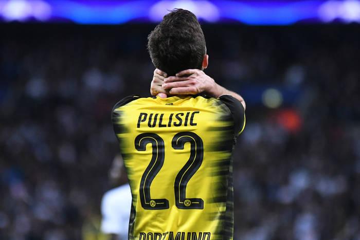Pulisic Dortmund