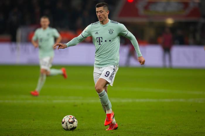 Dwa gole Roberta Lewandowskiego! Bayern rozbił Borussię Moenchengladbach! [WIDEO]
