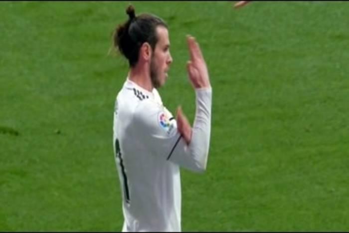 """Tak Gareth Bale świętował setną bramkę. """"Tego typu gesty w Lidze Mistrzów będą piętnowane"""" [WIDEO]"""