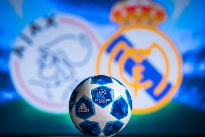 Składy na mecz Ajax Amsterdam - Real Madryt. Bale od początku, Marcelo na ławce, a Isco poza kadrą