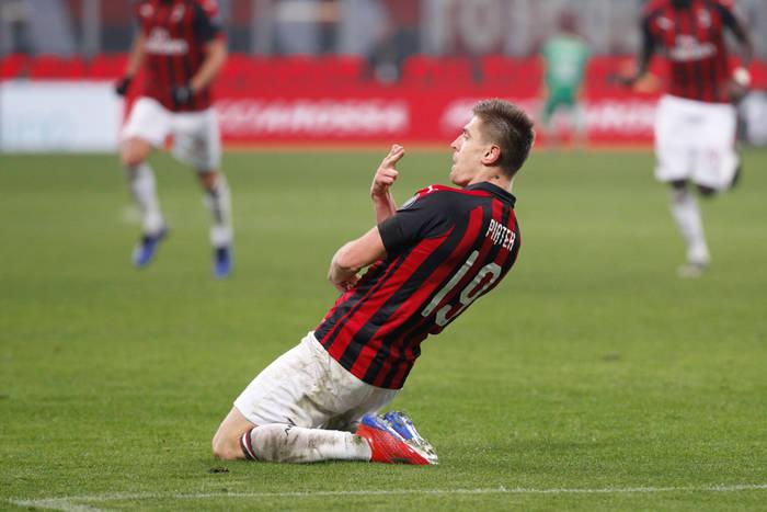 Włoskie media ujawniają szczegóły kontraktu Piątka. Jeszcze jeden gol i Polak dostanie premię