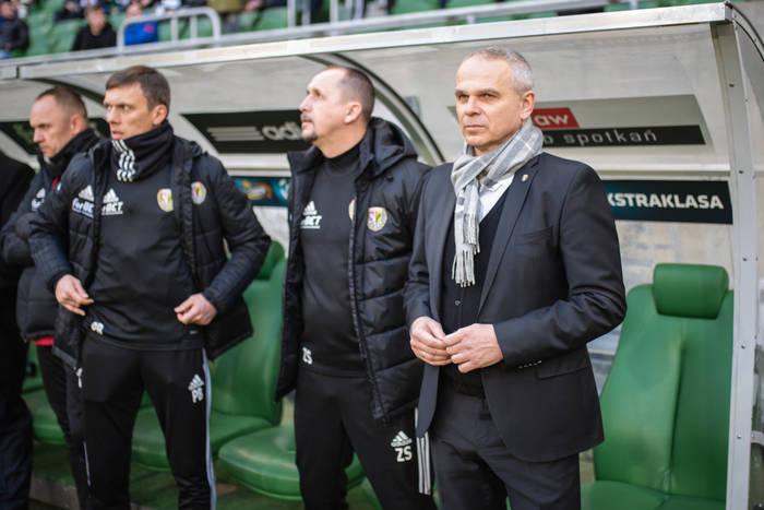 Śląsk Wrocław zmieni trenera? Klub kontaktował się z możliwym następcą Vitezslava Lavicki [NASZ NEWS]