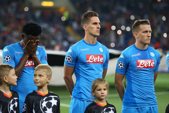 Trzech Polaków i ani jednego piłkarza Juventusu w najlepszej jedenastce zimy Serie A