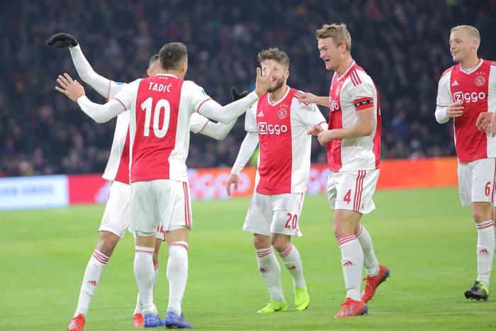 Ajax Amsterdam został mistrzem Holandii!