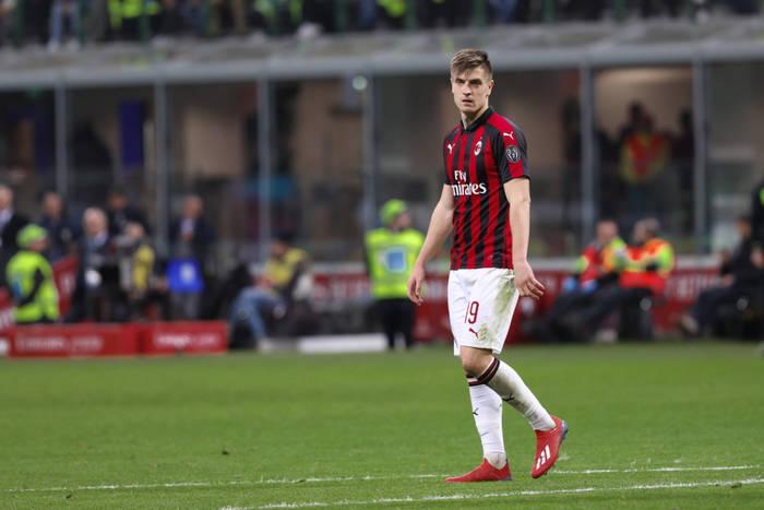 Gennaro Gattuso: Na początku myślałem, że Krzysztof Piątek ma ze mną jakiś problem