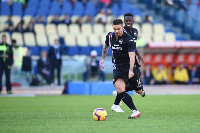 Siedem goli i porażka Sampdorii z Cagliari