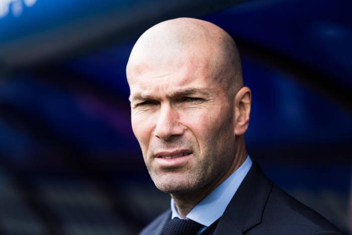 Zinedine Zidane: Pierwsza połowa była bardzo dobra i cieszymy się ze zwycięstwa