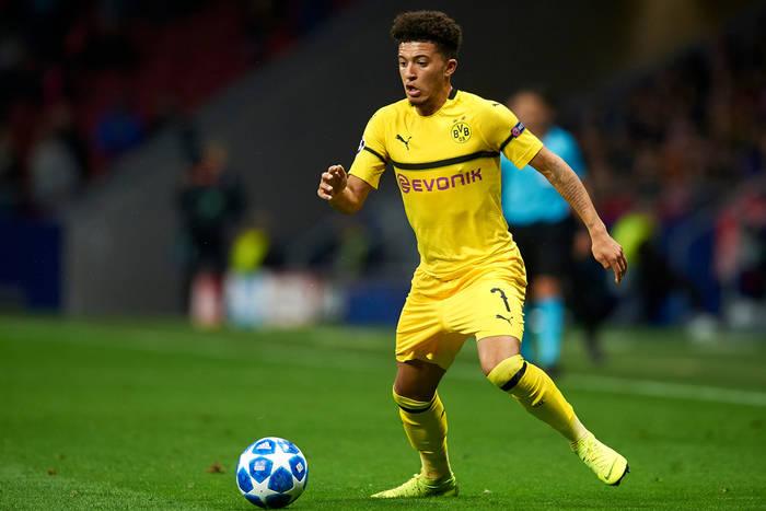 Sancho może zmienić klub w letnim oknie transferowym