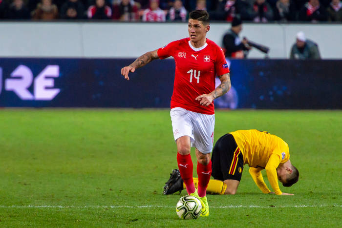 Steven Zuber podpisał nową umowę z TSG Hoffenheim