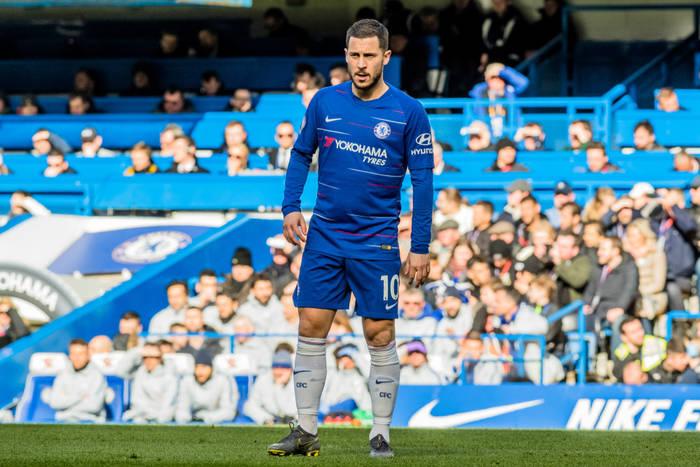 e4f3605c3 Eden Hazard zostanie w Chelsea Londyn?