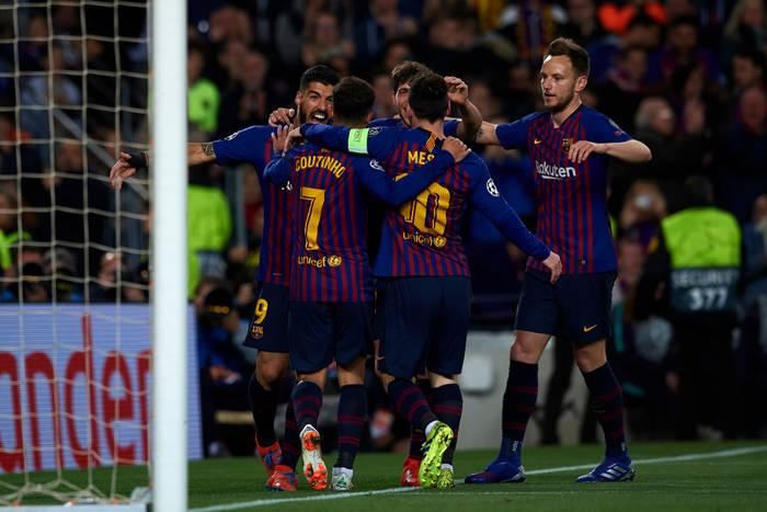 Multiliga LM: Barcelona rozbiła Manchester United, a Ajax wygrał w Turynie i wyeliminował Juventus!  [RELACJA]