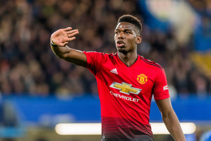 Real Madryt Makelele Paul Pogba Ma Taki Sam Problem Jak