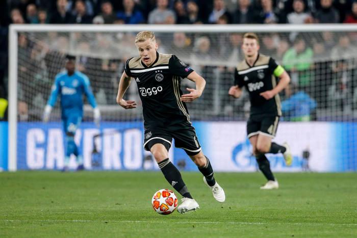 Donny van de Beek zmieni klub? Może trafić do Premier League