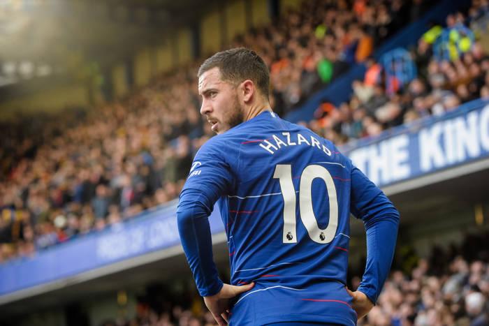 a6c4426d2 Nie ma porozumienia Realu Madryt z Chelsea. Angielski klub upiera się przy  swojej cenie za Edena Hazarda