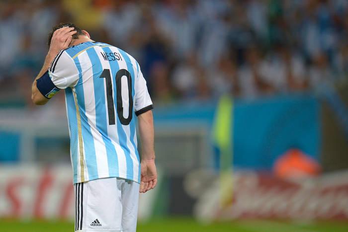 Leo Messi 2014